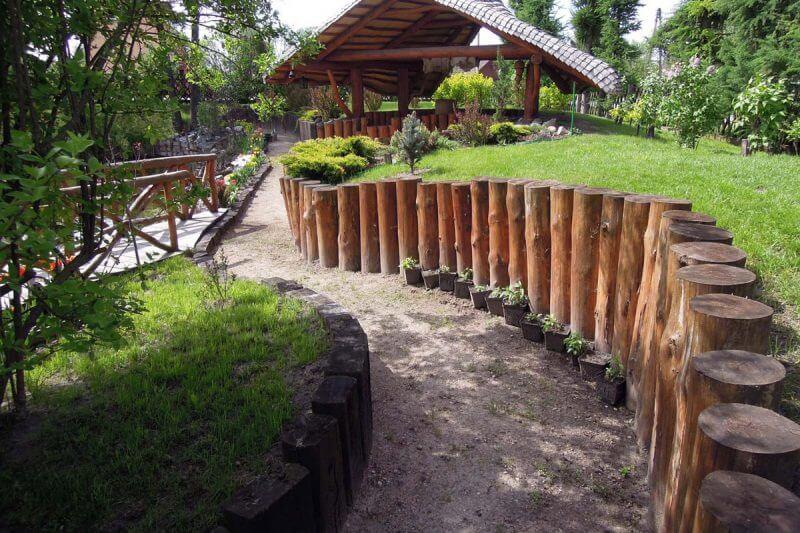 Ogród w stylu swobodnym