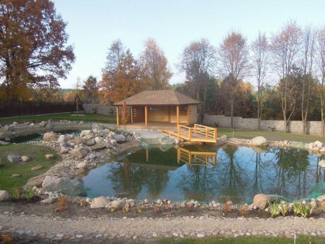 Budowa stawu kąpielowego Białystok