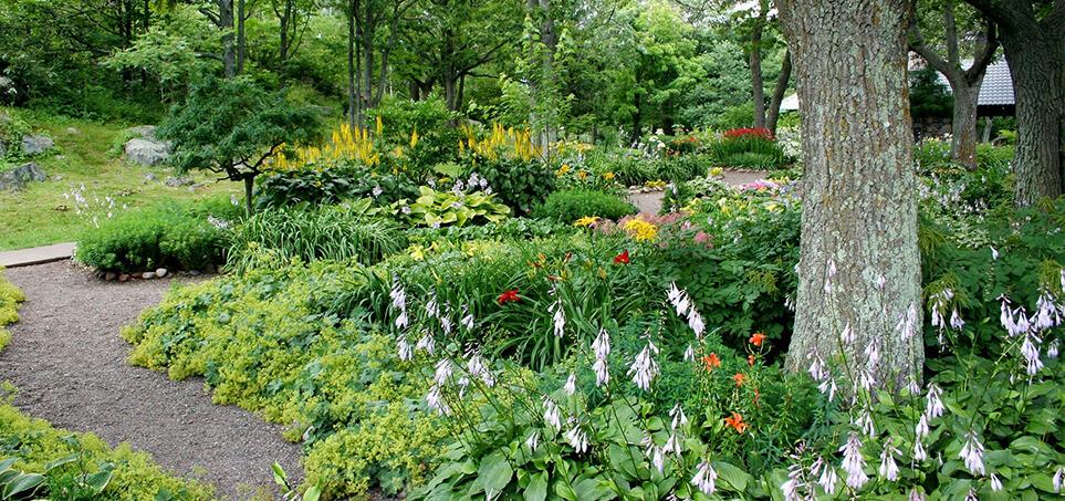 Style ogrodów- ogród naturalistyczny